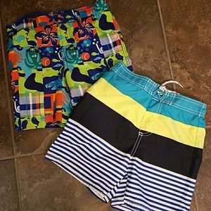 Other - Bundle of 2 swimsuits - board short style